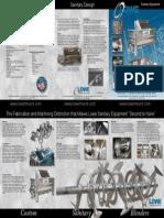 Lowe Sanitary Equipment Brochure (Landscape)