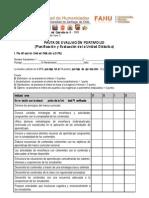 Pauta evaluación Portafolio (Unidad didáctica y Evaluación)