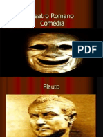 Teatro romano comédia