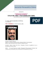 Ciclo de Cine Asociación Psicoanalítica Chilena 2009