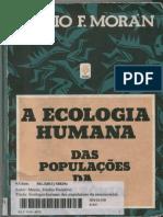 Ecologia Humana Adaptacao
