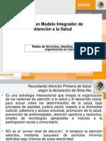 Modelo Integrador de Salud