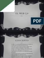 El web 2,0