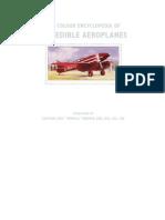 Colour Encyclopedia of Incredible Aeroplanes - Philip Jarrett
