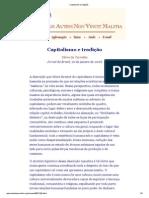 2008 01 10-Capitalismo e tradição