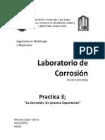 Lab. Corrosión, La corrosión, un proceso espontáneo