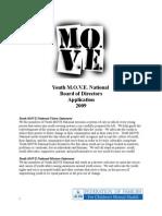 YMN Board Application