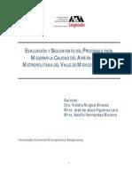 ProAire ZMVM 2002-2010