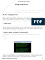 Squid en Modo Transparente _ the Bit Developer