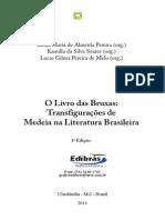 O Livro Bruxas - Kenia Maria Pereira (Org.)