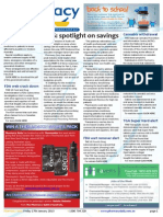 Pharmacy Daily for Fri 17 Jan 2014 - NPS