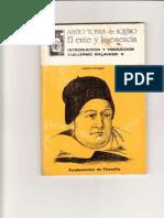 Santo Tomás de Aquino - El ente y la esencia - Edición bilingüe