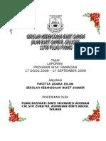 22950225 Laporan Program Sambutan Ihya Ramadan