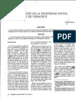 Propiedad Social en Ver.- Cambrezy