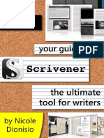 Scrivener How To Guide