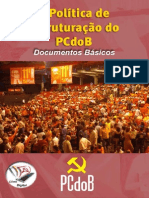 A Politica de Estruturacao Do PC Do B