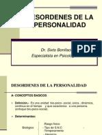 Desorden de La Personalidad