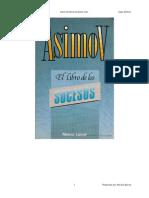 El Libro de Los Sucesos - Isaac Asimov
