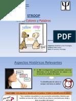 STROOP-Test de Colores y Palabras