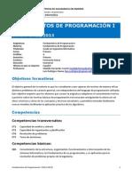 Fundamentos de Programacion I-Curso 12-13