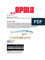 Rapala News 2010