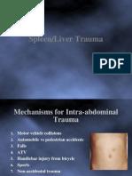 7 Liver - Spleen Trauma