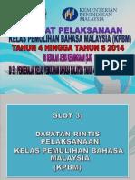 Slot 3 (Rintis KPBM)