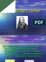 7 Método de Cramer