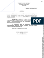 0319439 desembargadores anulam cobrança bancoop orquideas