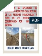 PONENCIA COREIC HVCA 2013