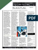 Bl@Ck Flag Vol. 6 Summer 2013
