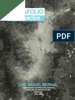 Portafolio Luis Miguel Bernal