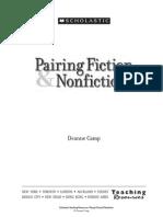 Pairing Fiction Nonfiction