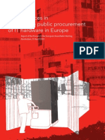 Best Practices in Sustainable Public Procurement of IT Hardware in Europe