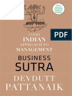 Business Sutra - A Very Indian Approach to Management - Devdutt Pattanaik