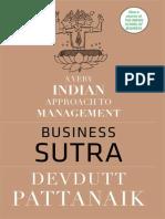 Business Sutra - A Very Indian Approach to Management - Devdutt Pattanaik