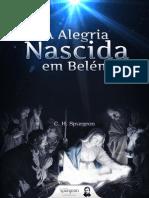 Livro eBook a Alegria Nascida Em Belem