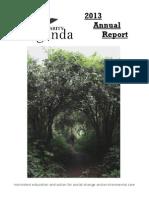 2013 Annual Report_Solidarity Uganda