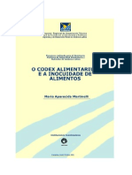 Codex Alimentarius Do Brasil