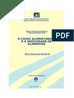 Codex Alimentarius Do Brasil
