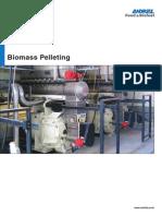 245 GB Biomass Pelleting