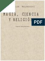 Nagia Ciencia y Religion