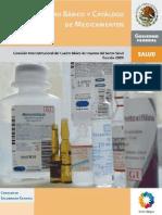 Cuadro Basico de Medicamentos