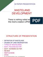 12 Wasteland Development 37(R.R. Parida)