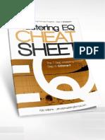 Rob Williams - Mastering EQ Cheat Sheet (Enhance It)