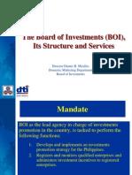 The Boi (Drm Presentation)