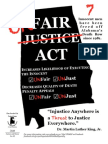 The Fair Justice Act
