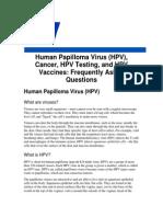 Despre HPV
