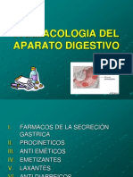 Clase 10 Farmacologia Digestiva 2013-II