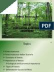 Degree Engineeringgaurav.tandonForest Resources
